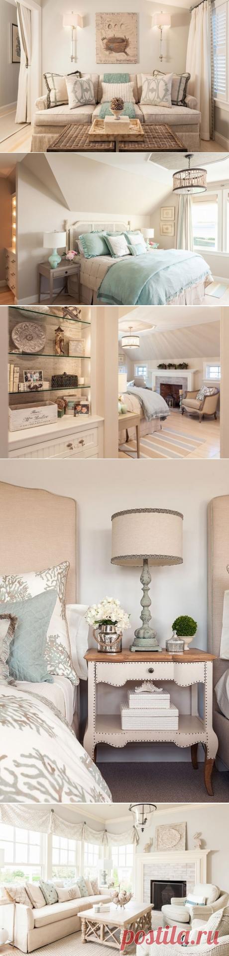 Уютный и нежный интерьер - Дизайн интерьеров   Идеи вашего дома   Lodgers