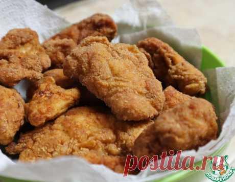 Наггетсы в домашних условиях – кулинарный рецепт