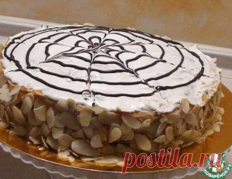 Торт Эстерхази – кулинарный рецепт