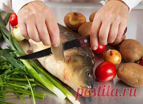 Как приготовить рыбу - 30 советов