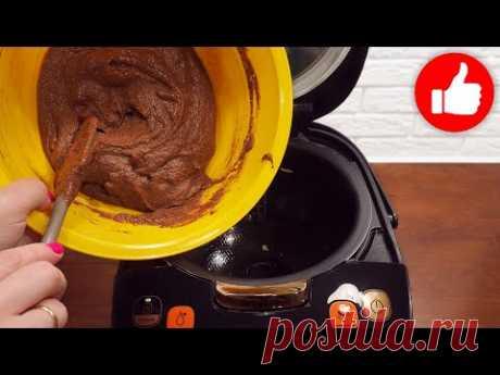 И торта не надо! За копейки в два раза вкуснее простого манника! Шоколадный Манник в мультиварке!