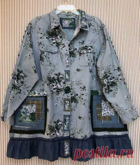 Идея Блузы Бохо