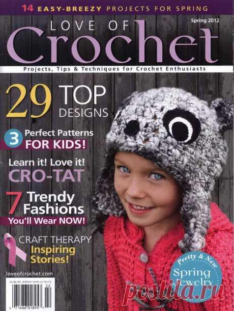 Love of Crochet Spring 2012