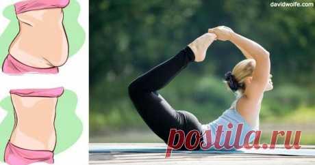 5 индийских упражнений, которые за 10 минут в день уберут ваш животик Это важно не только летом.