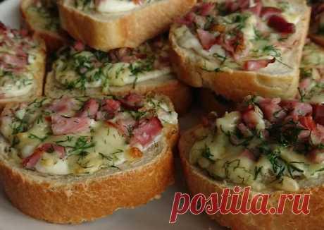 (4) Горячие бутерброды Мини-пиццы - пошаговый рецепт с фото. Автор рецепта Татьяна Крохина🏃♂️ . - Cookpad
