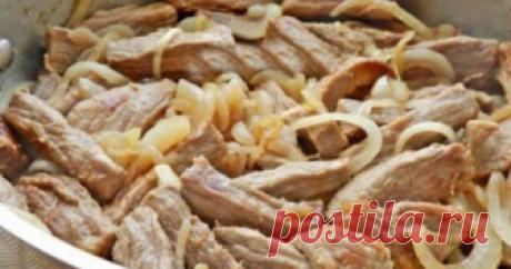 Мясо по-кремлевски! Идеальный способ приготовления мяса! Оно гарантированно займет почетное место в списке ваших любимых рецептов
