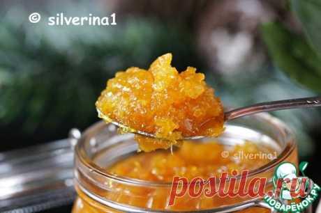 Мандариновый джем – кулинарный рецепт