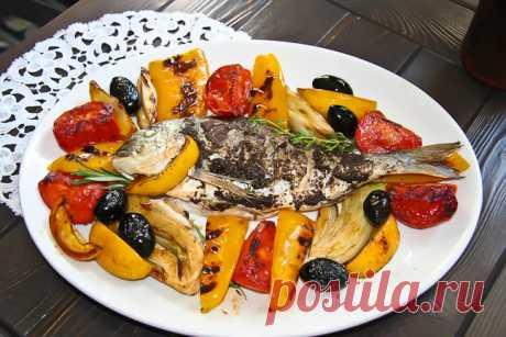 Тайны кухни Прованса | Кулинарные заметки Алексея Онегина