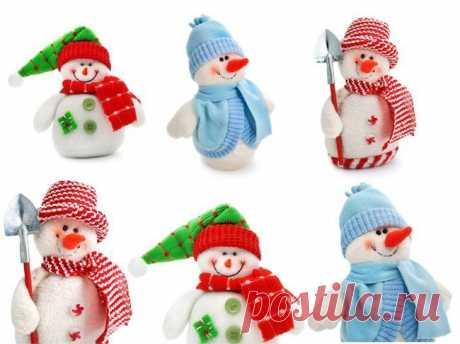 Озорные снеговики своими руками