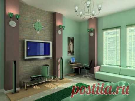 Цвет в интерьере квартиры и его влияние на психику человека / Домоседы