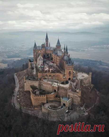 Замок в городе Гейдельберг (Heidelberg), Германия. в Яндекс.Коллекциях