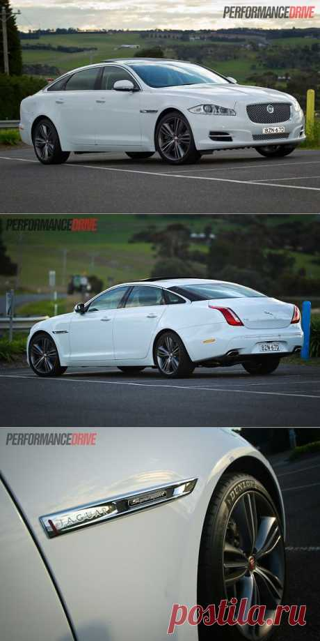 Jaguar XJ Supersport 2013