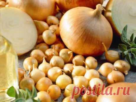 As it is correct to plant onions to receive a good harvest