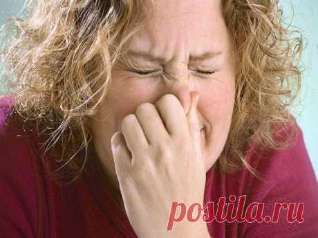 Почему чихать «в себя» вредно и даже опасно? Это следует знать! При чихании воздух из ноздрей выходит с приличной скоростью – 120 метров в секунду!