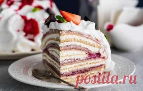 Секреты приготовления блинного творожного торта. Шесть рецептов классического и оригинального торта из блинов с творожным кремом