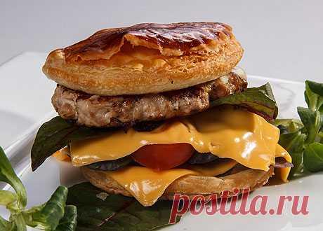 Домашний чизбургер | passion.ru