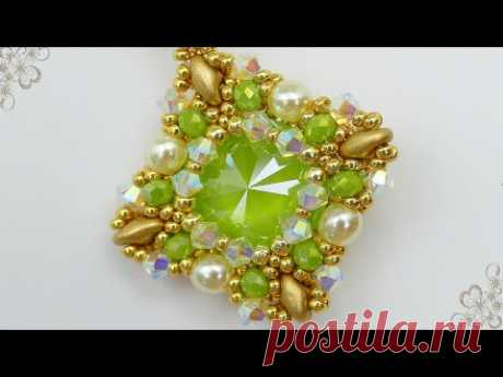 Handmade Earrings / Tutorial - YouTube