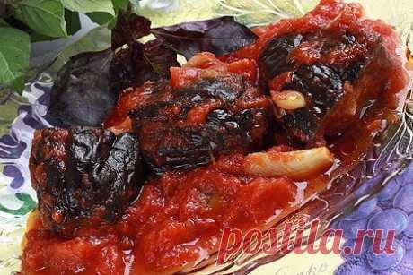 Баклажаны по-армянски рецепт – армянская кухня: закуски. «Еда»
