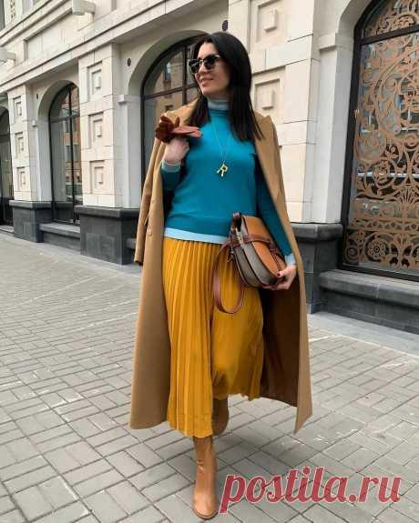 Самая актуальная юбка в этом сезоне: как здорово, что она идет всем | Модная лаборатория | Яндекс Дзен