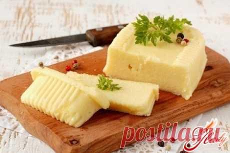 Плавленный сыр в домашних условиях: рецепты