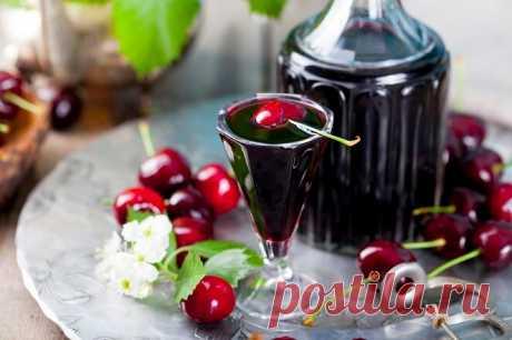 Вишнячелло. Крутейший напиток по оригинальному рецепту. | Олег Карп | Яндекс Дзен
