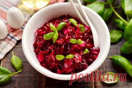 Салат «Квартет» из свеклы – всего 4 ингредиента, но выходит обалденно вкусно - Женский журнал