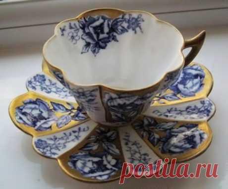 Acquiring a fine teacup