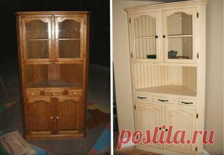 Обновите старую советскую мебель за несколько шагов: 20 интересных идей ...