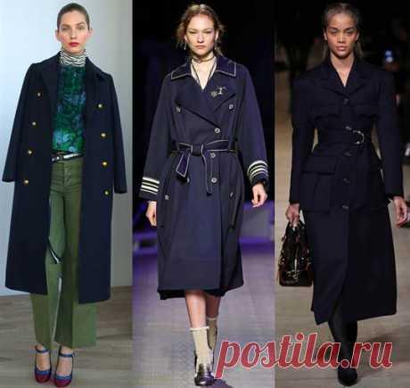 Выкройка пальто на период осень-зима или весна с фото и видео