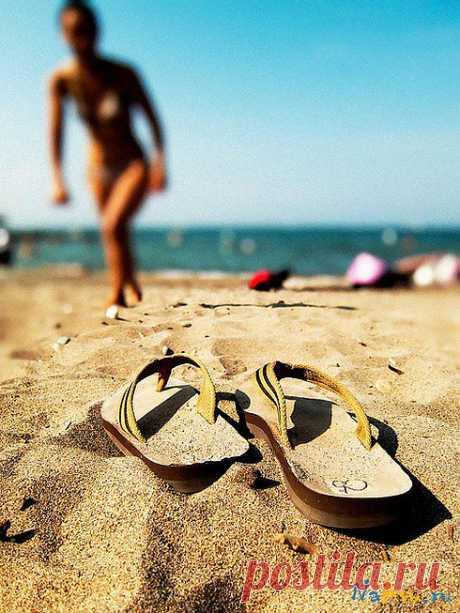 Ах, это лето...