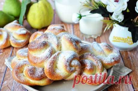 Ароматная выпечка осени - с тыквой, яблоками, грушами (9 супер рецептов) - Статьи на Повар.ру