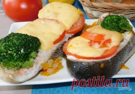 Горбуша с овощами в фольге в духовке - пошаговый рецепт с фото на Повар.ру