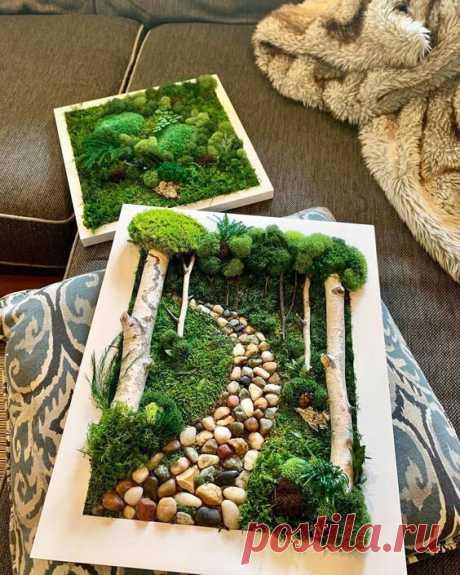 Из природных материалов эксклюзивные вещи своими руками!.. | Полезный дом. | Яндекс Дзен