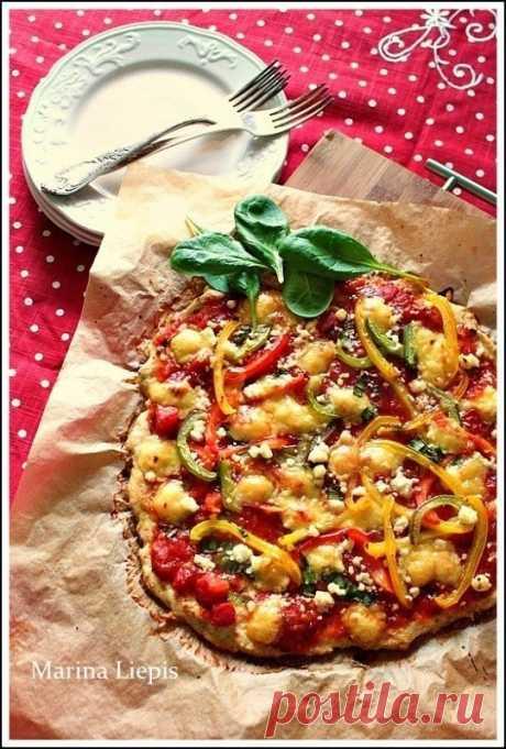 Como preparar la pizza de una manera nueva - la receta, ingridienty y la fotografía