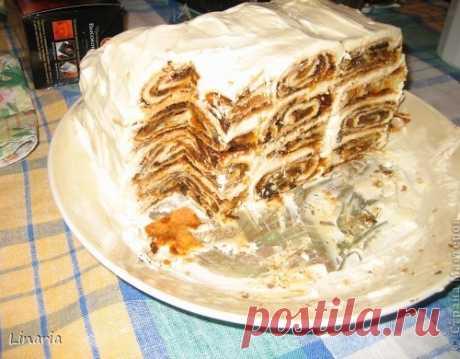 "Мой торт ""Новогодний"" - любимый!"