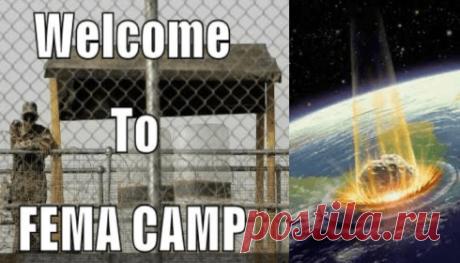 Новая шокирующая инициатива FEMA. Так к чему они готовятся на самом деле?.