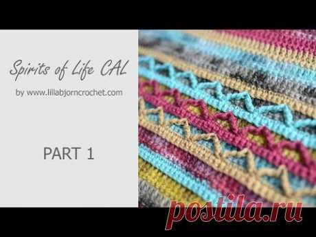 Spirits of Life Wrap CAL Part 1