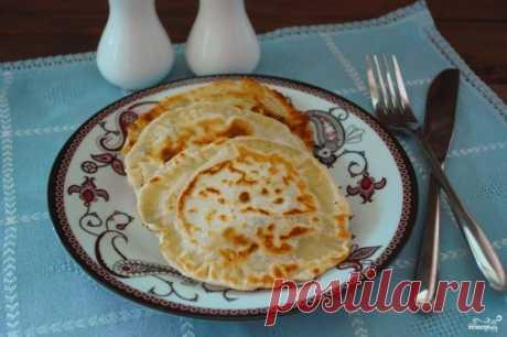 Las galletas con el requesón y la verdura - poshagovyy la receta de la foto en Повар.ру
