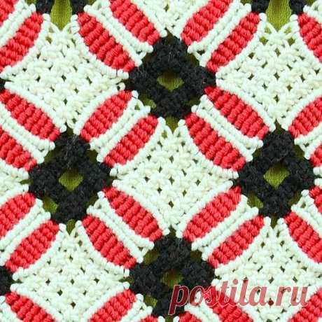 Плетение макраме. Мастер-классы