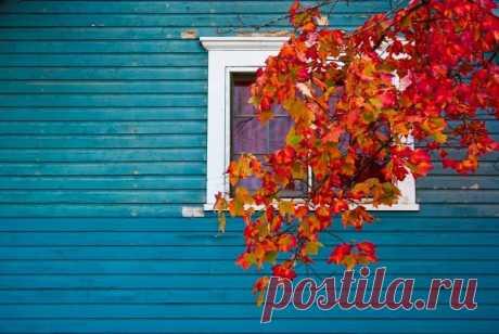 Как утеплить дачу осенью / Домоседы