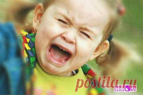 Что необходимо предпринять родителям если у ребенка началась истерика (Лилео.ру)