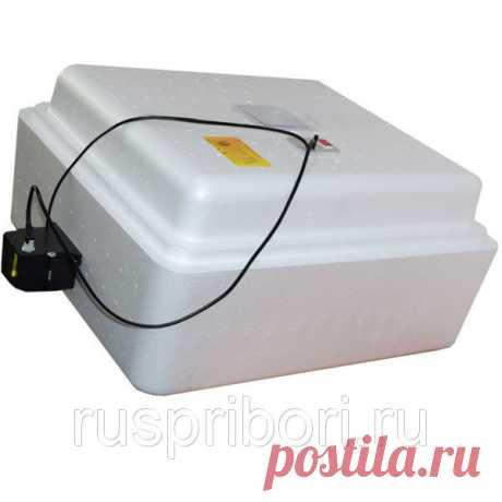 Бытовой инкубатор «Несушка» на 77 яиц, автоматический переворот, аналоговый терморегулятор с цифровой индикацией