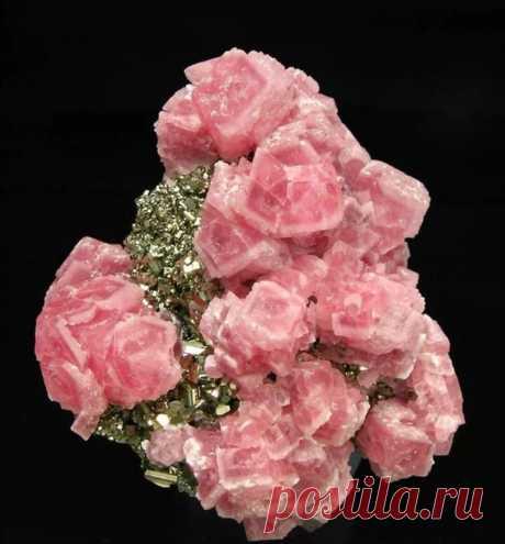 ღ Нежный и ранимый Родохрозит...  Термин «родохрозит» имеетгреческоепроисхождение: «chrosis» переводится как «цвет», а «rhodon»означает«роза», то есть получается «каменьсцветомрозы». Неудивительно, что греки далинежномуи прекрасному самоцвету такое имя, которое в полной мере раскрывает его внешнюю красоту...