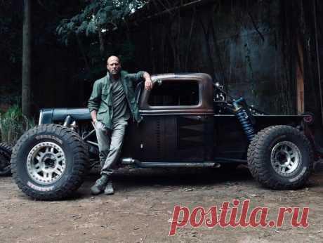 20 автомобилей Джейсона Стэтхэма в реальной жизни и в кино | Pentad