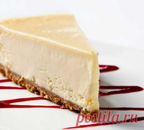 Чизкейк: пп рецепт Простой рецепт очень вкусного и полезного пп-чизкейка.