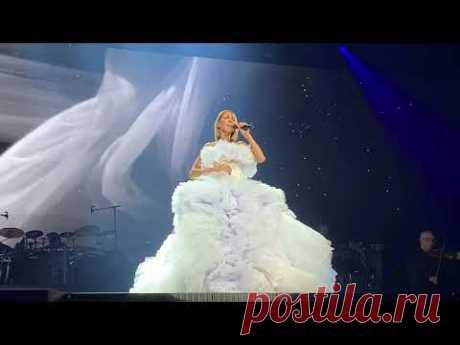 "Céline Dion, ""My Heart Will Go On,"" Live at Centre Vidéotron, 18 Sept 2019"