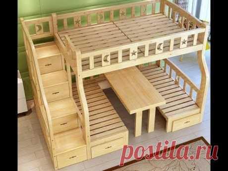 🔴 50 замечательных кроватей. Примеры Дизайна!