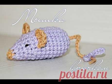 Мышка амигуруми крючком. Подробное описание |DIY - Crochet