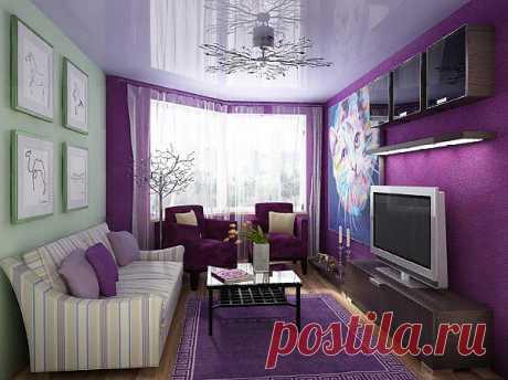 Одеваем стены своего дома: как выбрать обои | Интерьер и Дизайн