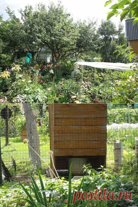 Как защитить себя от запаха соседского туалета на даче? | Школа Ремонта